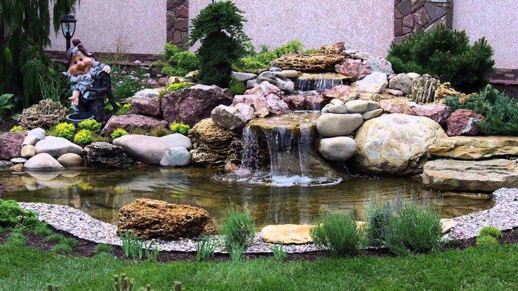 Comment utiliser un bassin de jardin efficacement le - Comment utiliser un pulverisateur de jardin ...